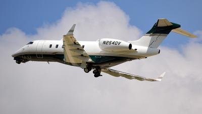 N254DV - Bombardier BD-100-1A10 Challenger 300 - RDV Aviation