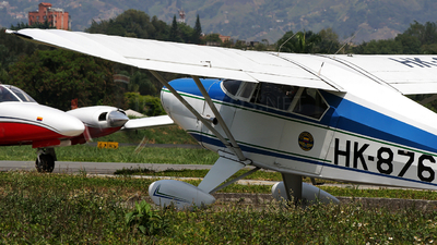HK-876 - Piper PA-22-150 Tri-Pacer - Private