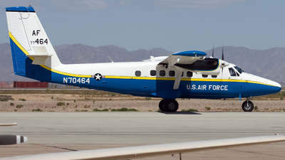 N70464 - De Havilland Canada UV-18B Twin Otter - United States - US Air Force (USAF)