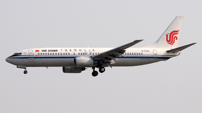B-5169 - Boeing 737-808 - Air China