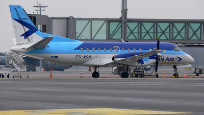ES-ASN - Saab 340A - Estonian Air Regional