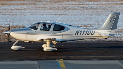 N111DU - Cirrus SR22-GTSx Turbo - Private