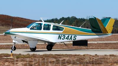 A picture of N34AS - Cirrus SR20 - [2686] - © Agustin Anaya