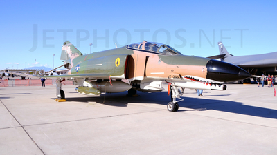 74-1627 - McDonnell Douglas QF-4E Phantom II - United States - US Air Force (USAF)