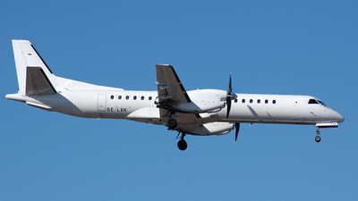 SE-LXK - Saab 2000 - Golden Air