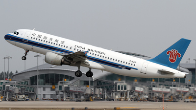 B-6281 - Airbus A320-214 - China Southern Airlines