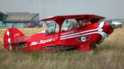LZ-AIR - Pitts S-2B Special - Air Sport