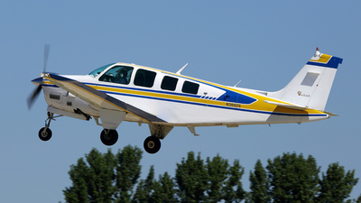 A picture of N36925 - Beech A36TC Bonanza - [EA126] - © Paul Chandler
