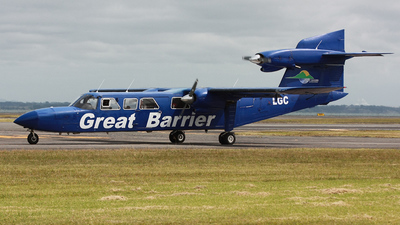 ZK-LGC - Britten-Norman BN-2A Mk.III Trislander - Great Barrier Airlines