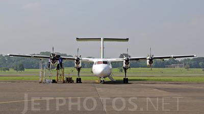 PK-PSW - De Havilland Canada DHC-7-102 Dash 7 - Pelita Air