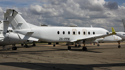 ZS-PPM - Beech 1900D - Aircraft Africa Contracts