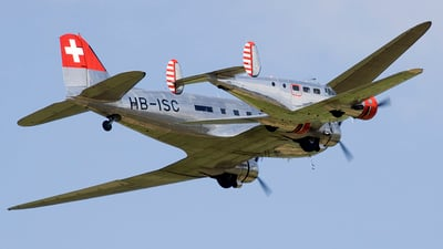 N21FS - Beech CT-128 Expeditor Mk.3NM - Private