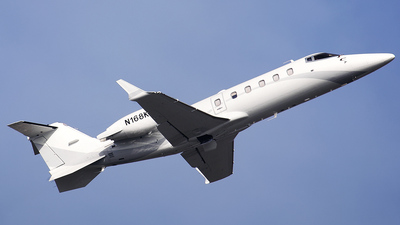 N168KS - Bombardier Learjet 60 - Private
