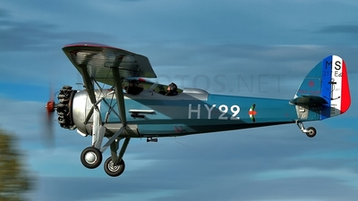G-MOSA - Morane-Saulnier MS-317 - Private