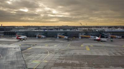 EDDN - Airport - Airport Overview