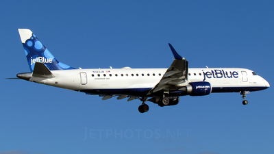 N323JB - Embraer 190-100IGW - jetBlue Airways