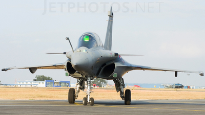 336 - Dassault Rafale B - France - Air Force