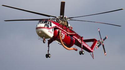 N716HT - Sikorsky CH-54B Skycrane - Helicopter Transport Services