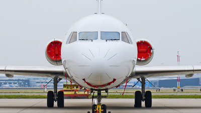 PH-OFP - Fokker 100 - Untitled