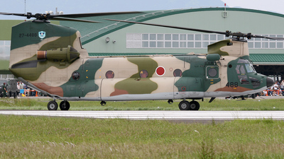 27-4488 - Boeing CH-47J Chinook - Japan - Air Self Defence Force (JASDF)