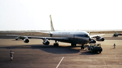 N711PA - Boeing 707-121B - Pan Am