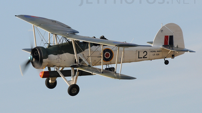LS326 - Fairey Swordfish Mk.II - United Kingdom - Royal Navy Historic Flight