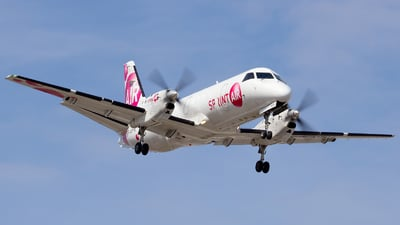 SP-KPV - Saab 340A(F) - SprintAir