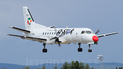 LY-RUN - Saab 340A - Danish Air Transport (DAT)
