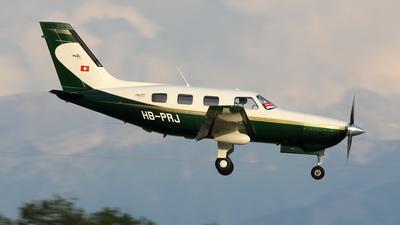 A picture of HBPRJ - PiperPA46350P Malibu - [4636309] - © Bjorn ter Beest