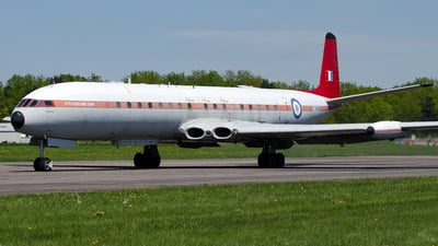 G-CPDA - De Havilland DH-106 Comet 4C - British Aviation Heritage Museum