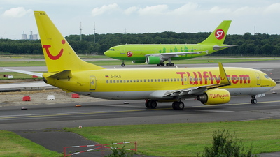 D-AHLQ - Boeing 737-8K5 - TUIfly