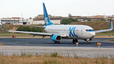 F-HJER - Boeing 737-86N - XL Airways France