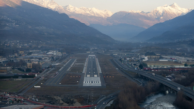 LIMW - Airport - Airport Overview