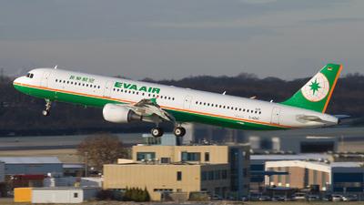 D-AZAT - Airbus A321-211 - Eva Air