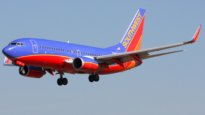N409WN - Boeing 737-7H4 - Southwest Airlines