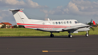PR-CRD - Beechcraft B300 King Air 350 - Private