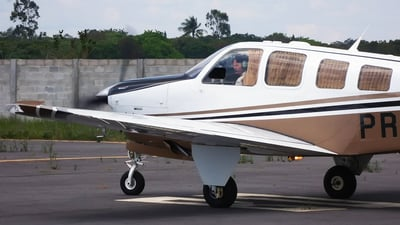 PR-JHS - Beechcraft G36 Bonanza - Private