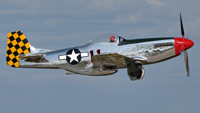 NL1451D - North American P-51D Mustang - Private