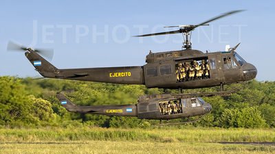 AE-491 - Bell UH-1H Iroquois - Argentina - Army