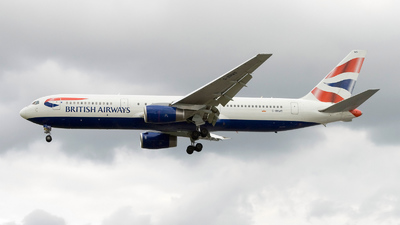 G-BNWS - Boeing 767-336(ER) - British Airways