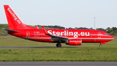 OY-MRH - Boeing 737-7L9 - Cimber Sterling Airlines