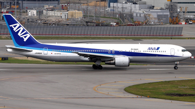 JA8664 - Boeing 767-381(ER)(BCF) - All Nippon Airways (ANA)