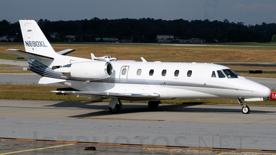 N690XL - Cessna 560XL Citation XLS Plus - Private