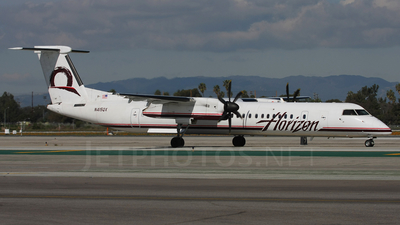N415QX - Bombardier Dash 8-Q402 - Horizon Air