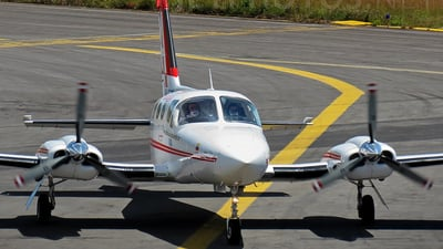 HK-4683 - Cessna 421C Golden Eagle - Ambulancias Aereas de Colombia