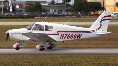 A picture of N7680W - Piper PA28180 - [281667] - © John Magero