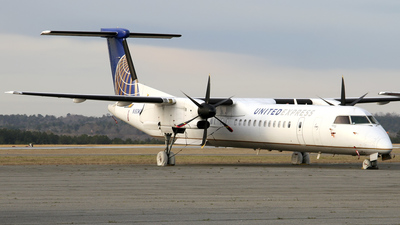 N190WQ - Bombardier Dash 8-Q402 - United Express (Colgan Air)