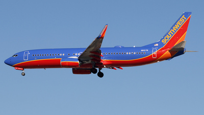 N8317M - Boeing 737-8H4 - Southwest Airlines