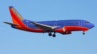 N505SW - Boeing 737-5H4 - Southwest Airlines