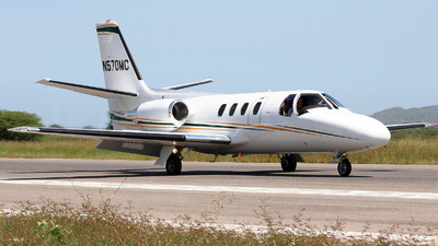 N570MC - Cessna 501 Citation - Private